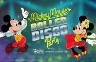 Mickey Mouse's Roller Disco Party Coming to California!