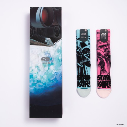 Limited Release Star Wars x Stance Set Featuring Concept Art 2