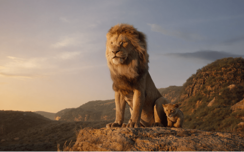 Only 100 days till Disney's Live Action Lion King! Celebrate with a new trailer and images