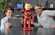 UBTECH and Marvel Team Up to Give You the Super Hero Powers of Iron Man: Introducing the Iron Man MK50 Robot