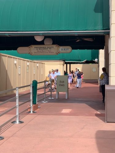 Epcot International Gateway Construction Update!