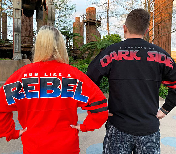 Star Wars Rival Run Merchandise Will Have You Running With The Force