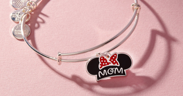 Minnie Mouse Ear Hat Mom Bangle