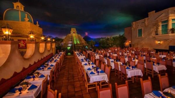 San Angel Inn Restaurante at Epcot Has an Updated Menu.