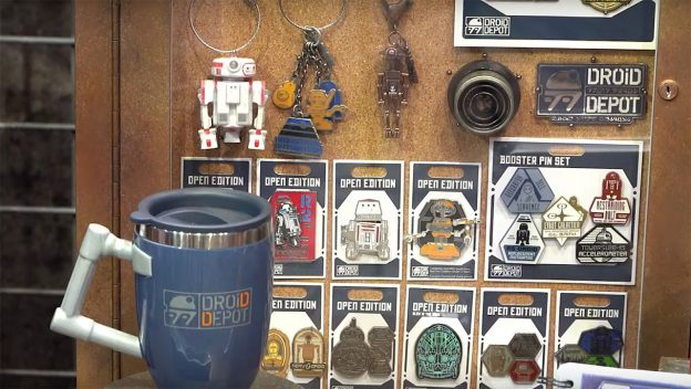 Star Wars: Galaxy's Edge Merchandise Coming to Disneyland and Hollywood Studios
