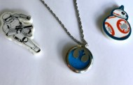 Announcing Our Star Wars Essential Oil Necklace Give Away