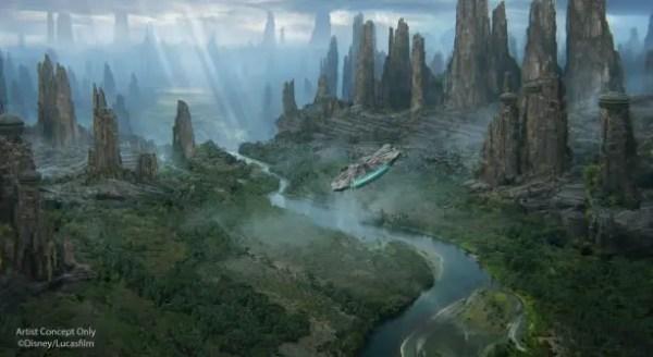 Star Wars Galaxy's Edge my first impression 2