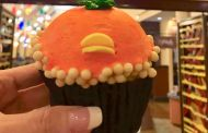 Orange Bird Cupcake Now Being Offered at Walt Disney World