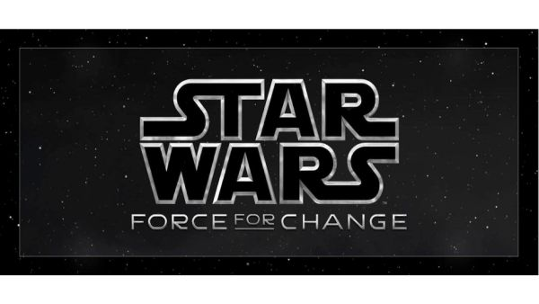 Help Support Star Wars: Force for Change and Possibly Win a Dream Disney Vacation!