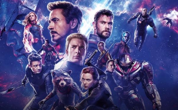 "The Cast of Avengers: Endgame Sings Marvel Themed ""We Didn't Start the Fire"""
