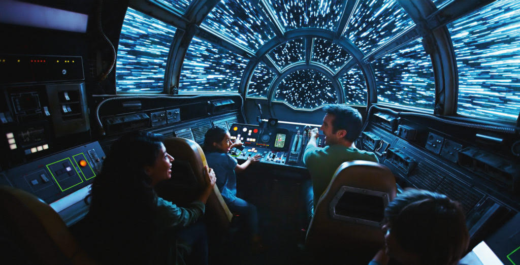 Take a Look at the Entire 'Star Wars: Galaxy's Edge' Concept Art Gallery