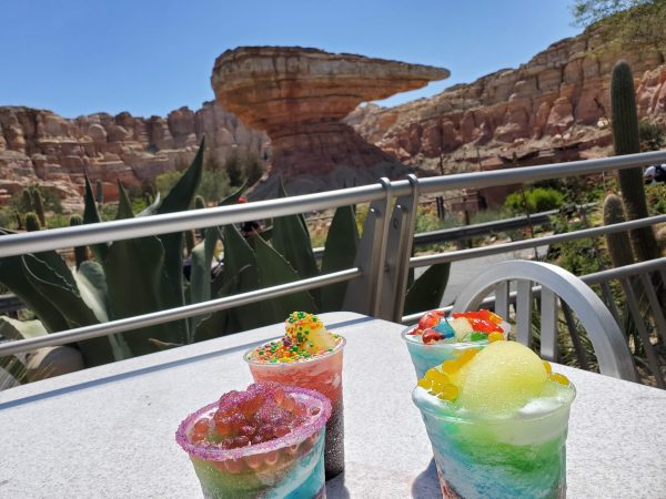 4 New Drinks Available from Newly Opened Serv-Ice Location in Cars Land 6