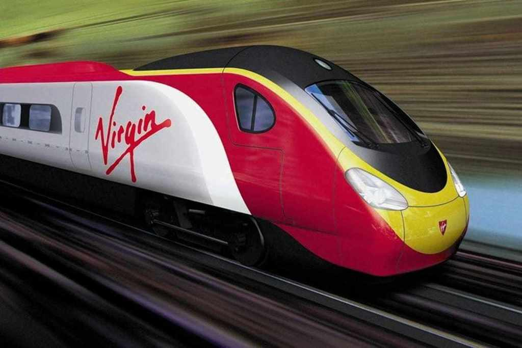 Virgin Train Station coming to Walt Disney World and Orlando Airport