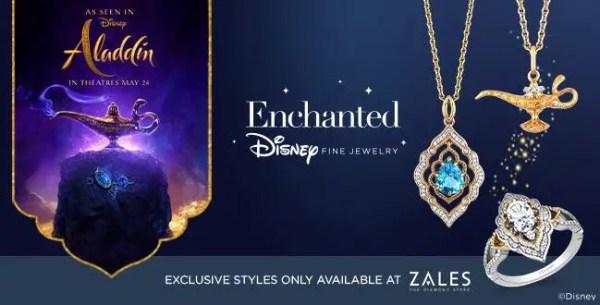 Win Tickets to the Disney Aladdin Movie Premiere in California From Zales.