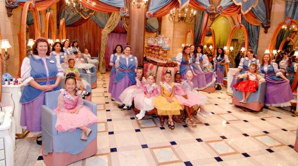 Bibbidi Bobbidi Boutique, Pirates League & Harmony Barber Shop Now Bookable Online