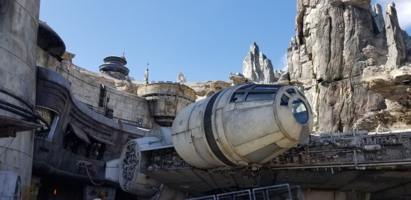 Star Wars Galaxy's Edge reservations are no longer needed 1