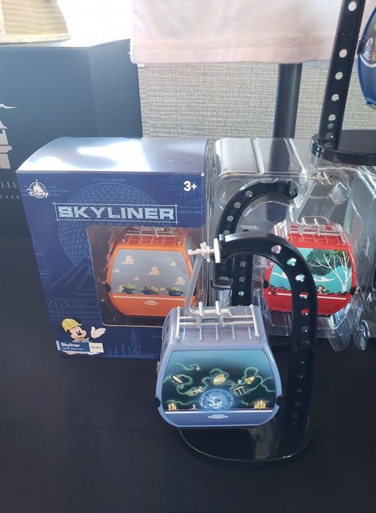 Exciting New Disney Skyliner Merchandise Revealed 2