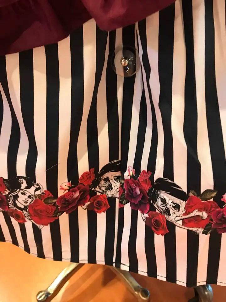 Pirate Redd Dress