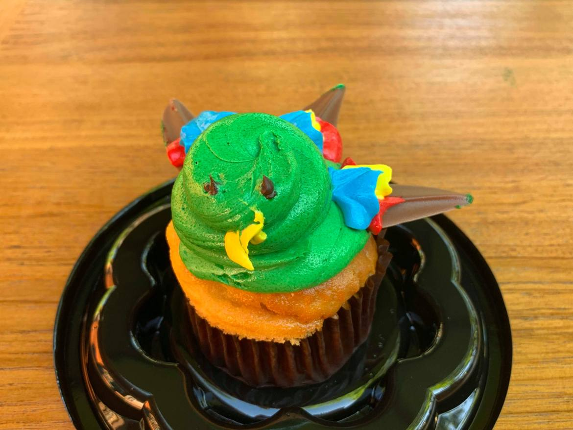 New Bird Cupcake is Now Available at Disney's Animal Kingdom