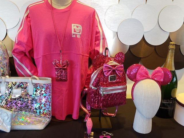 Magic Mirror and Imagination Pink Collections