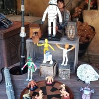 Photo Tour: Star Wars Galaxy's Edge Merchandise And Shops 7