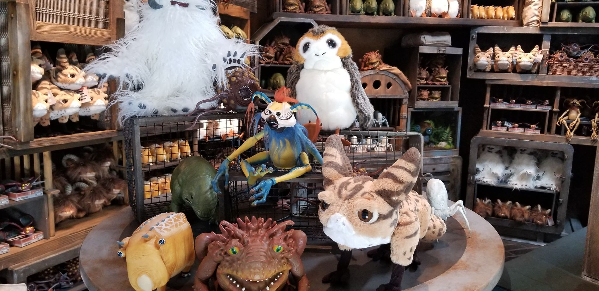 Photo Tour: Star Wars Galaxy's Edge Merchandise And Shops 1
