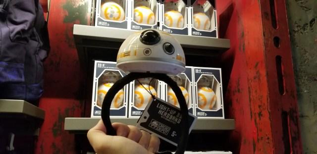 New BB-8 And R2-D2 Headbands From Star Wars: Galaxy's Edge 2