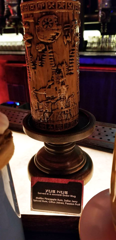 Star Wars Tikis Add Enchantment To Drinks At Oga's Cantina 2