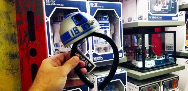 New BB-8 And R2-D2 Headbands From Star Wars: Galaxy's Edge 1