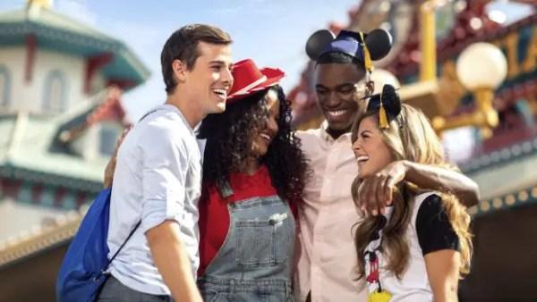 Grads Can Celebrate at the Disneyland Resort Grad Nite!