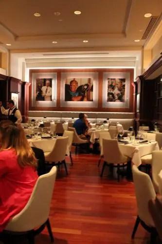 Shula's Steak House at Walt Disney World's Swan and Dolphin 3