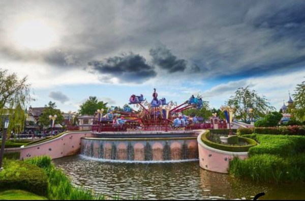 Disneyland Paris Attraction Schedule for Closures and Renovations 1