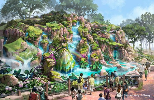 """Tokyo DisneySea """"Fantasy Springs"""" Expansion 2"""