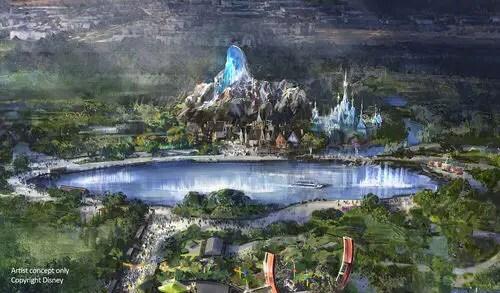 Walt Disney Studios Expansion Update 1