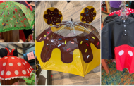 The Disney Parks Rain Gear Collection Has Splashed Down