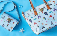 Disney Ocean Friends Dooney & Bourke Has Under The Sea Style