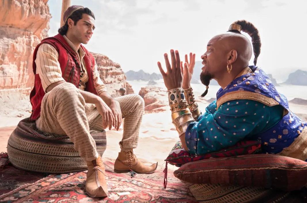 El Capitan Theatre Presents a Special Engagement of Disney's Aladdin