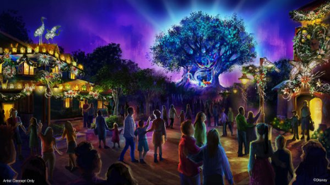 A New Holiday Celebration is Coming to Disney's Animal Kingdom 1