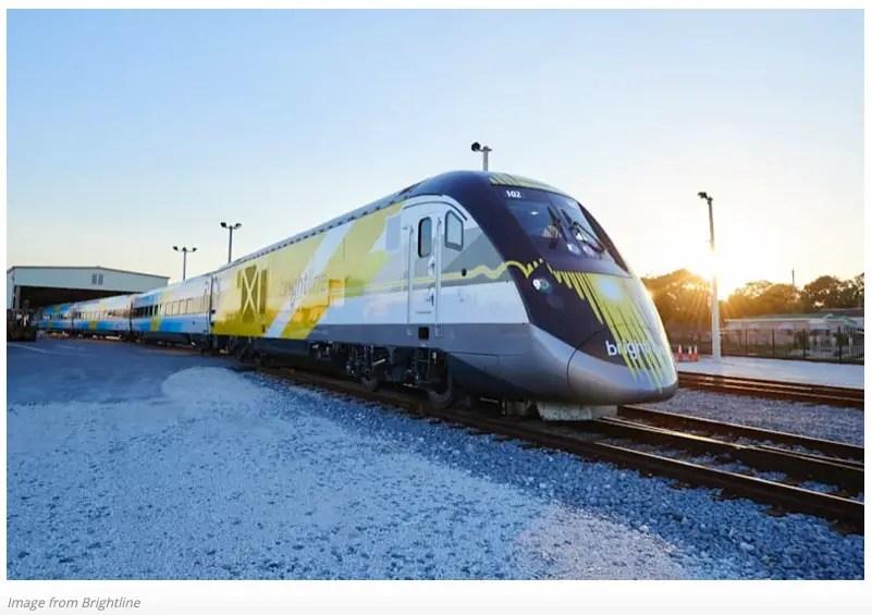 Virgin Trains USA Begins Construction Between Orlando and South Florida