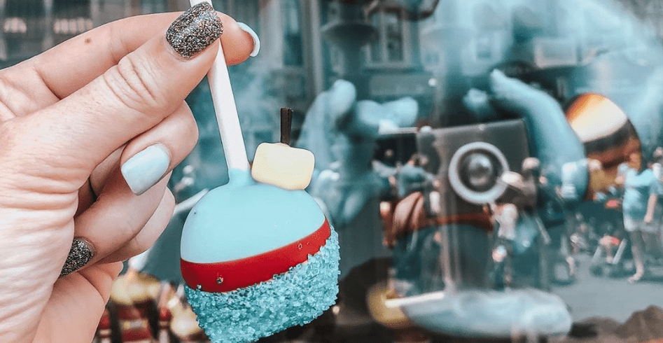 New Genie-Themed Treats at Disney Springs
