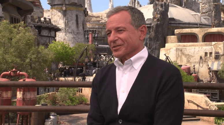 Bob Iger Says it Will be 'Difficult' to Film in Georgia if Abortion Law Takes Effect