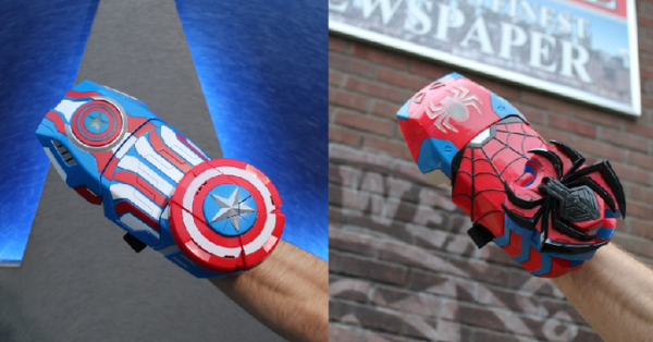 New Build-Your-Own Gauntlets Have Landed At Disney California Adventure Park 1