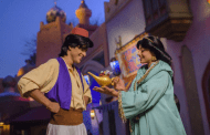 'Following in Aladdin's Footsteps' Part 2!