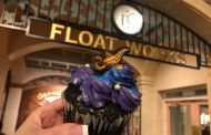 Arabian Nights Cupcake has landed at Port Orleans French Quarter