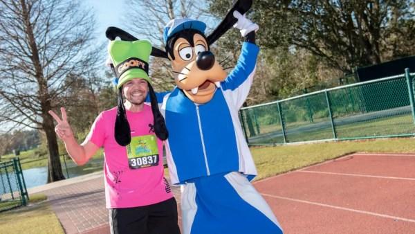 Goofy's Race & a Half Challenge