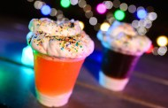 Food and Drinks Galore at H2O Glow Nights