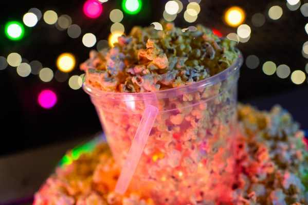 Food and Drinks Galore at H2O Glow Nights 8