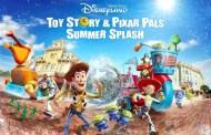 Pixar Pals Summer Splash & Toy Story coming to Hong Kong Disneyland!