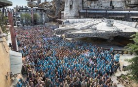 Watch the Dedication of Star Wars Galaxy's Edge LIVE in Disneyland
