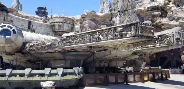 Star Wars: Galaxy's Edge-Authenticity in an Epic New Land.